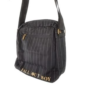 Bags   Fall Out Boy Purse Messenger Keyhole Band Merch   Poshmark f8492dea5c